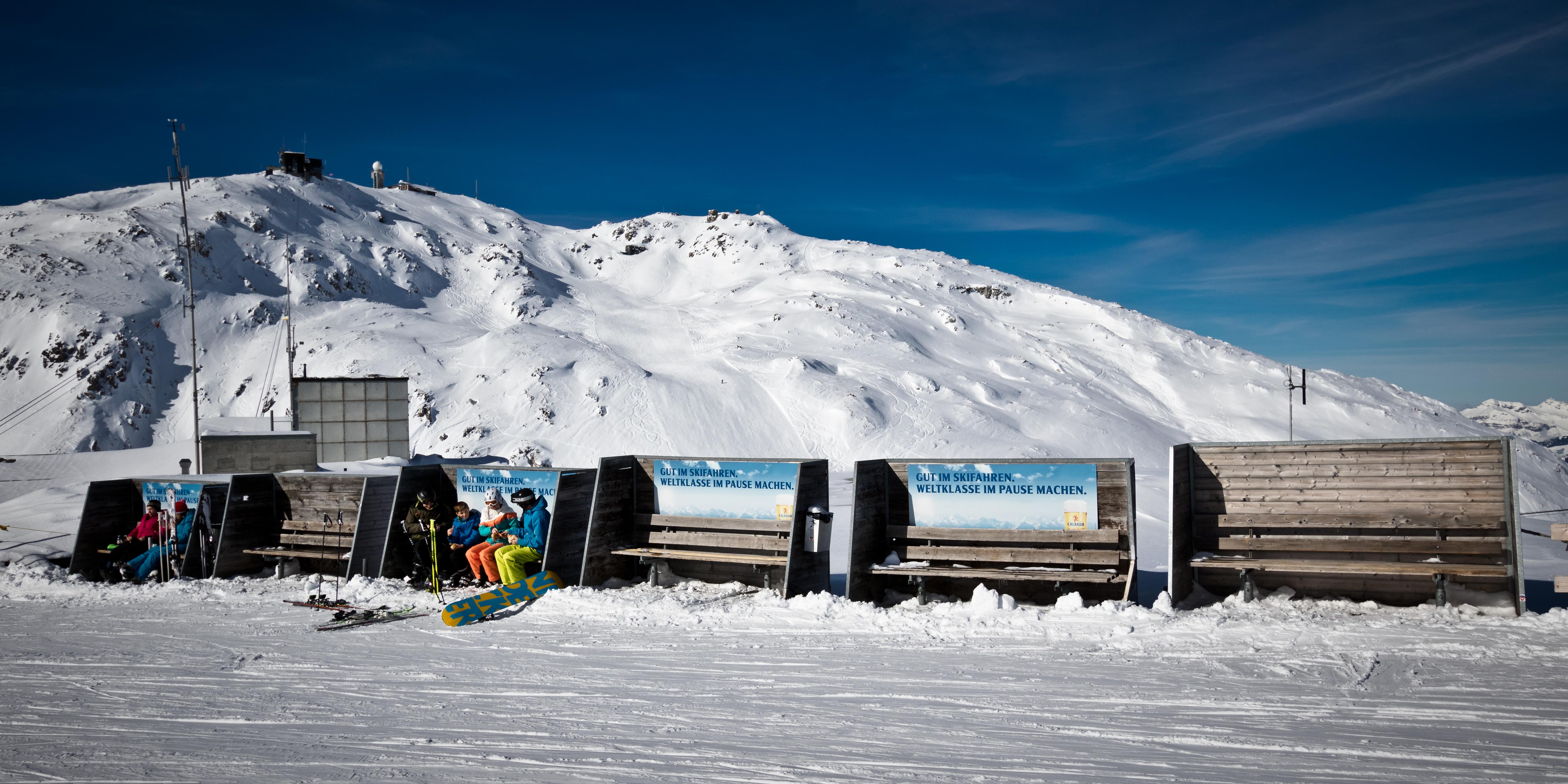 Calanda Heineken Davos Alpdest