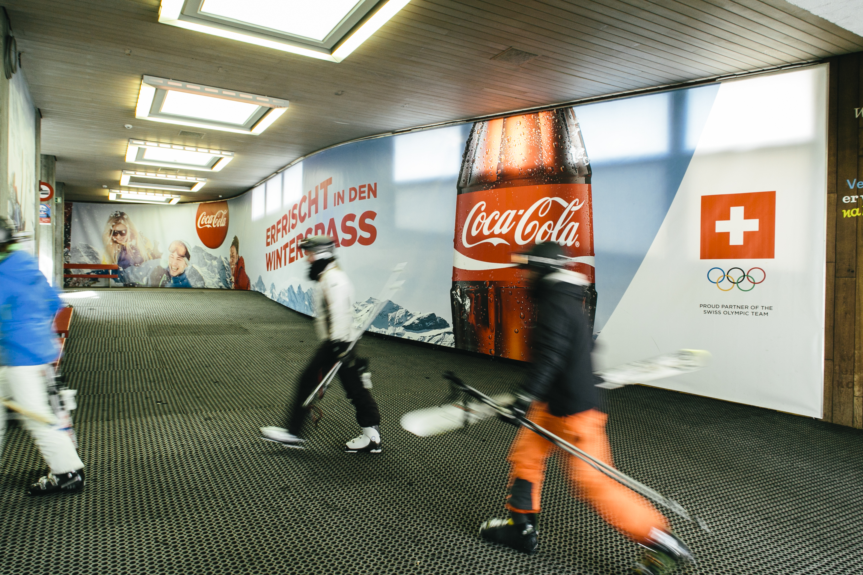 Coca Cola - Alpdest