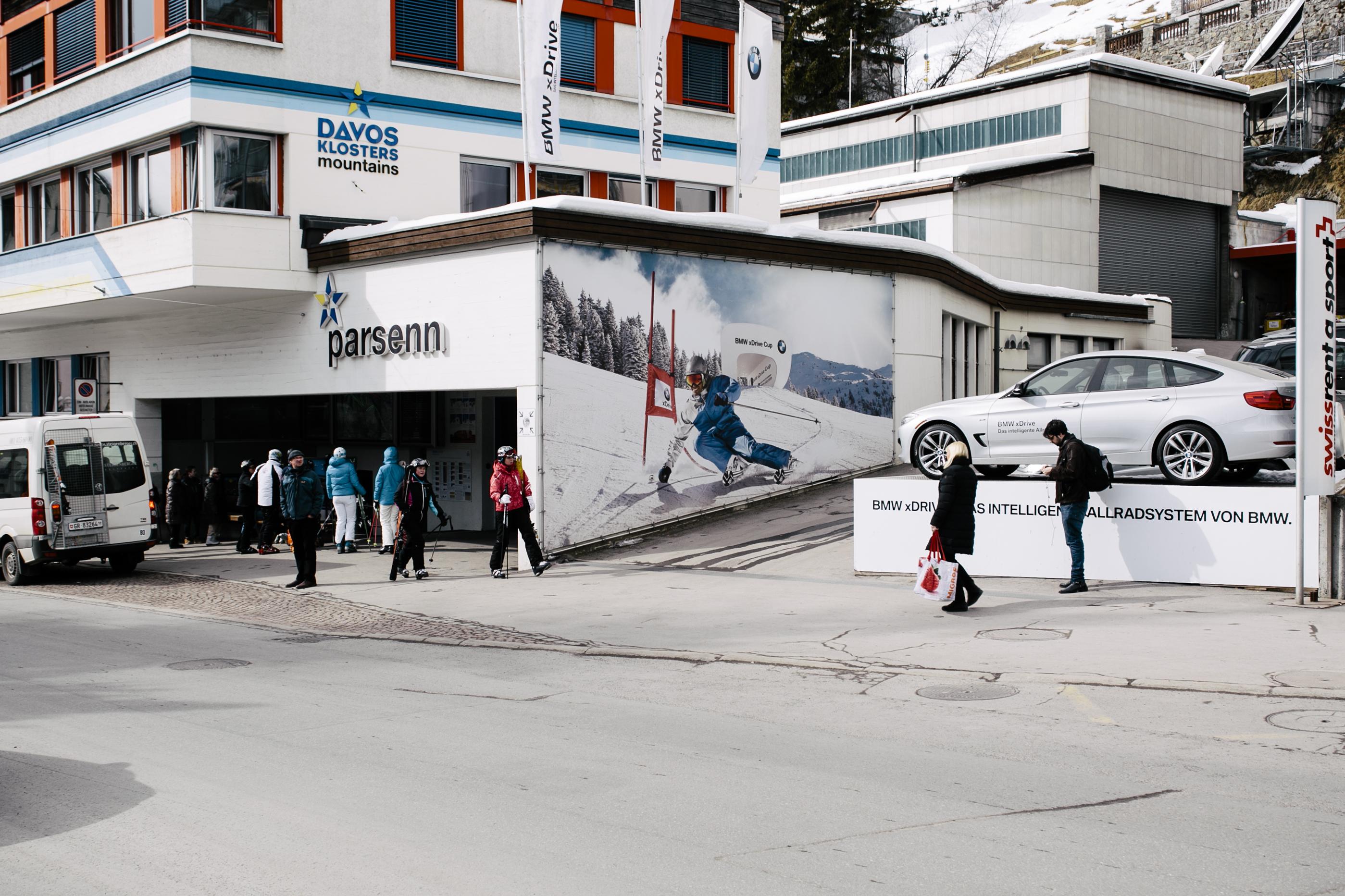 BMW - Davos - Alpdest