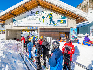 A glimpse of some of the campaigns in ski resorts this winter 2018