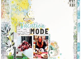 Vacation Mode | Terri Morris