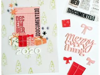 December Documented   Terri Morris