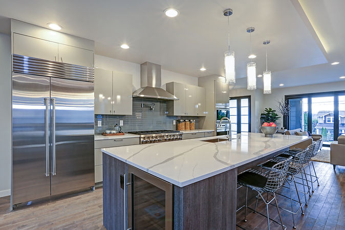 Quartz Kitchen