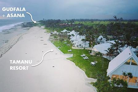 Gudfala + Asana Tamanu Resort