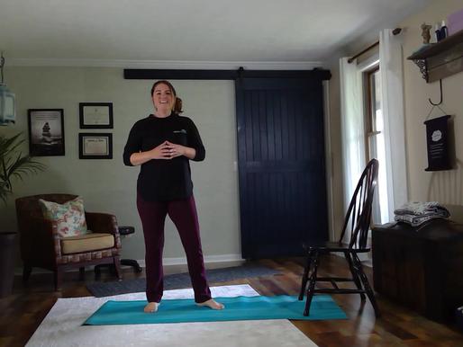 Week #3 Core exercises