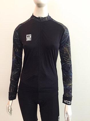 Camisa Longa Feminina Black Print (pronta entrega)