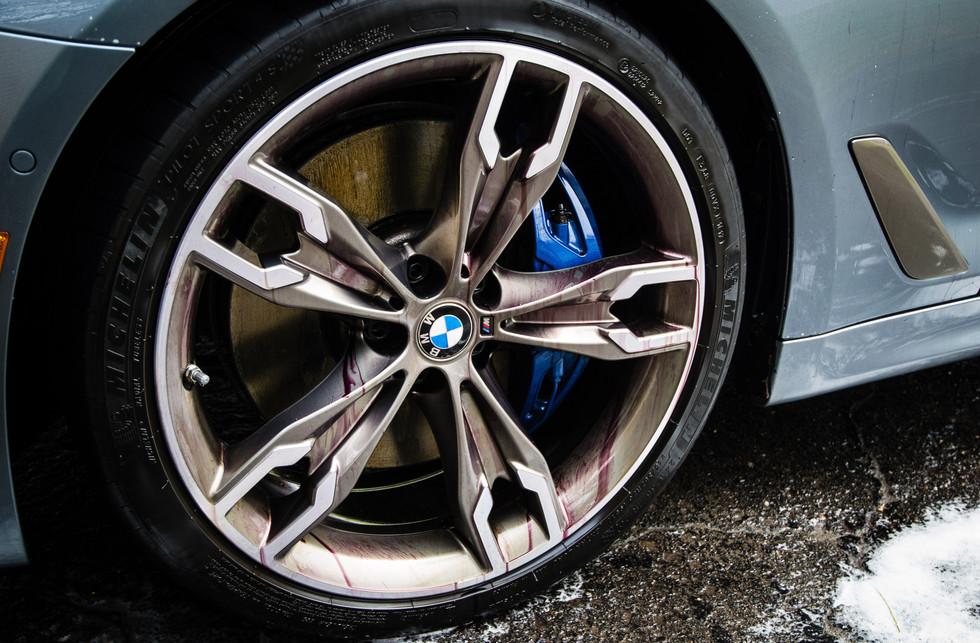 BMW Wheel Bleed