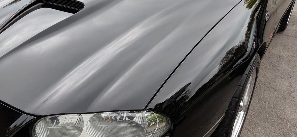Camaro Polished front