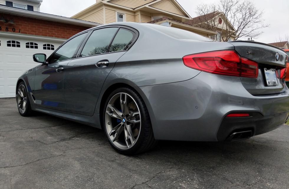 BMW 3/4 Rear