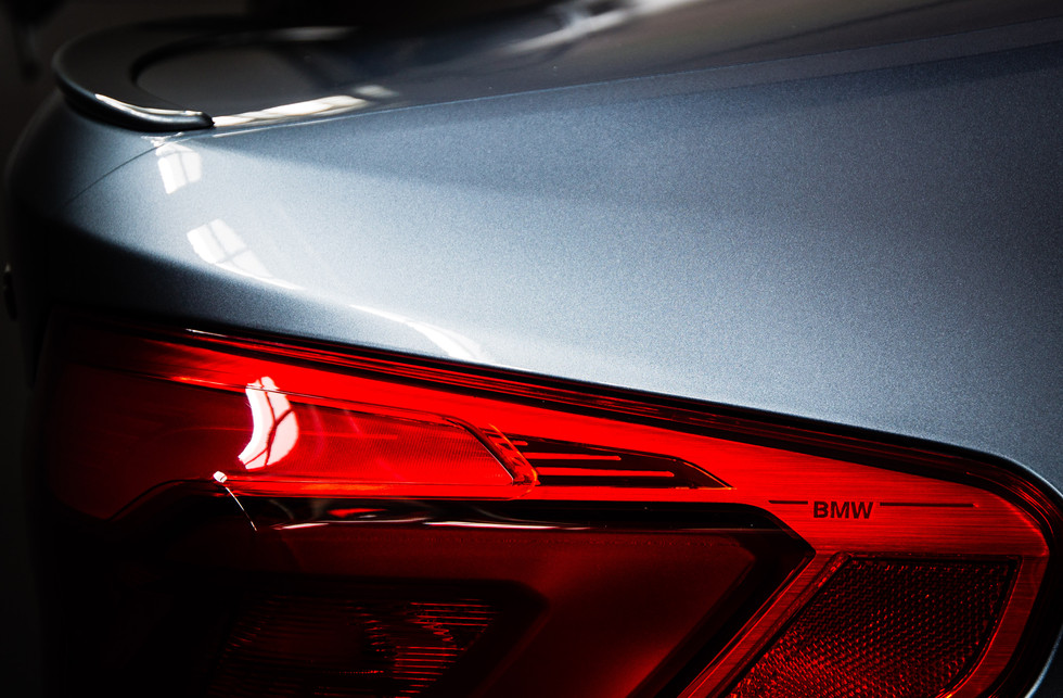 BMW Glamour 1