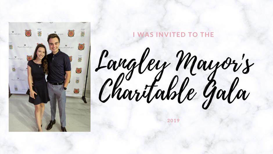 The Langley Mayor's Charitable Gala