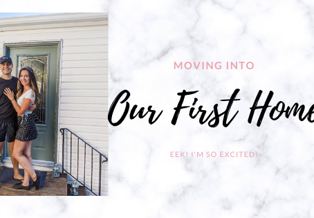 Our First Home!