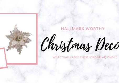 Hallmark Worthy Christmas Decorations