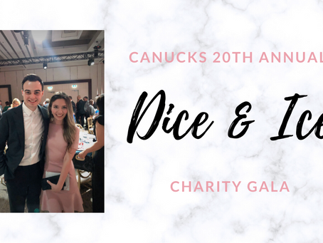 Canucks' 20th Annual Dice & Ice Charity Gala