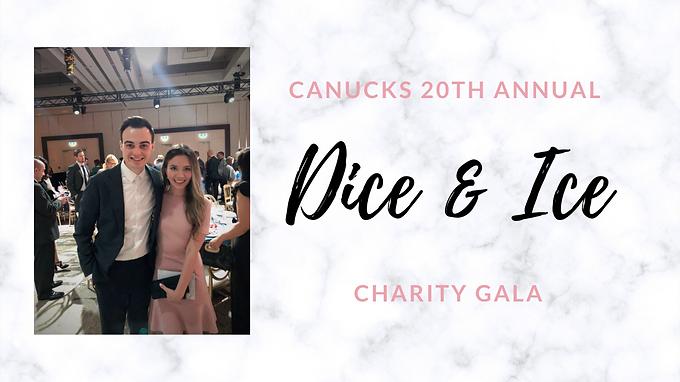Canucks' 20th Annual Dice & Ice Charity Gala