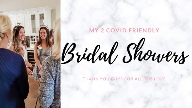 My Bridal Showers