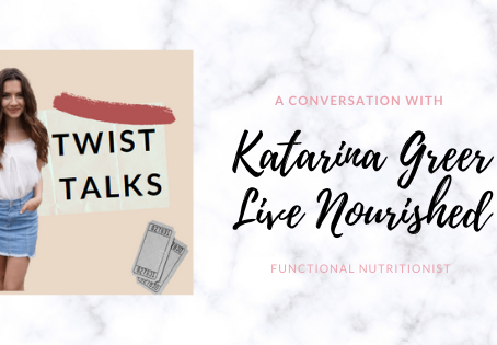 Podcast: Talking Health & Nutrition With FNTP, Katarina Greer