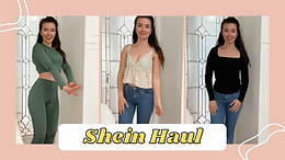 Shein Haul, Try on, & Review