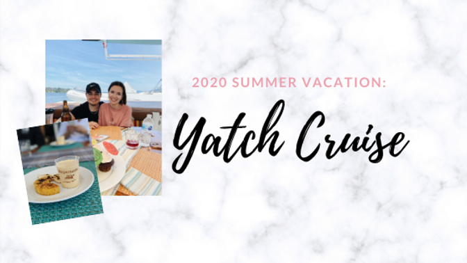 Let's Have a Yacht of Fun: Vacation Blog