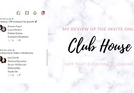 ClubHouse Review: What is ClubHouse?