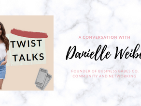 Podcast: Danielle Weibe Talks About Community & Collaboration