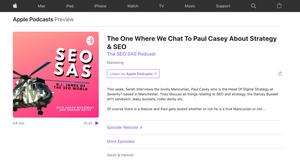 SEO SAS Podcast