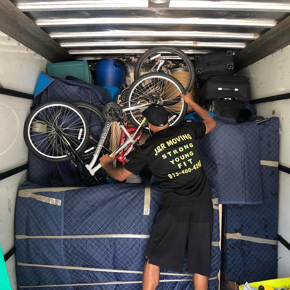 Loading Truck Like a Pro!