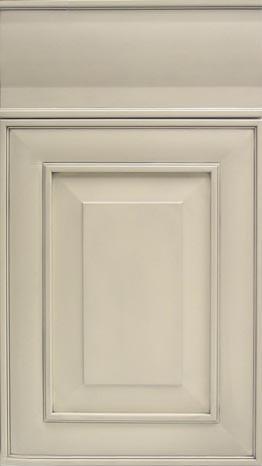 Balfour Door with STM Pinnacle Front: