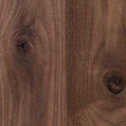 Rustic Knotty Walnut