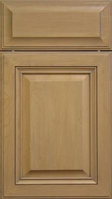 Custom Odessa Door: