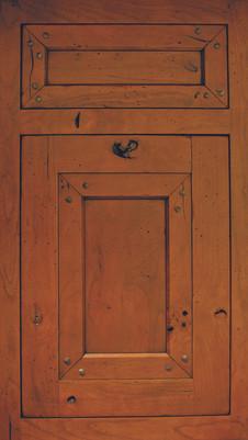 Butte Door:
