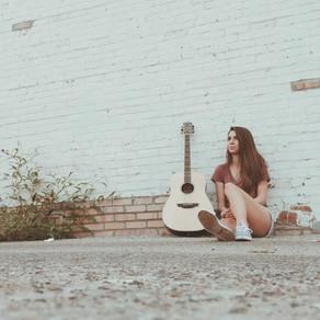 Orangewood Guitar Photoshoot