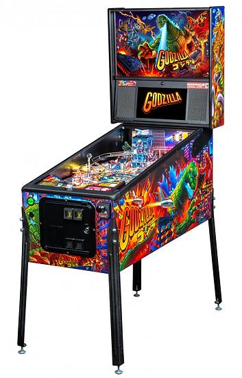 Пинбол Godzilla Premium Pinball