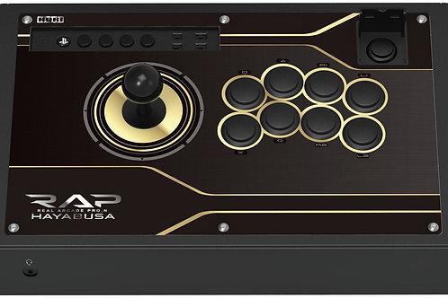 PS4 Аркадный контроллер Hori Real Arcade Pro.N Hayabusa PS3/PS4/PC (PS4-092E)