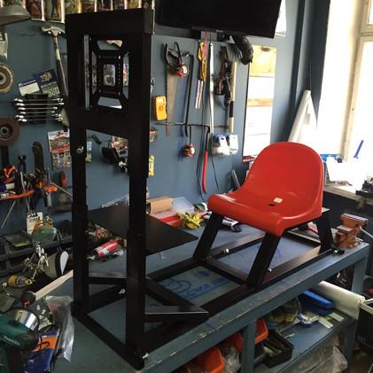 компактное кресло