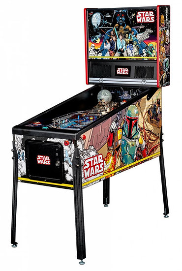 Пинбол STAR WARS COMIC ART Pro Pinball