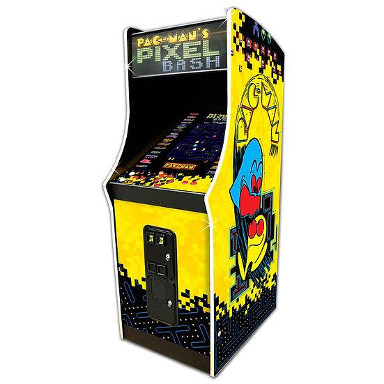 PAC-MAN's PIXEL BASH Arcade/Cabinet