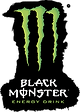 black monster energy