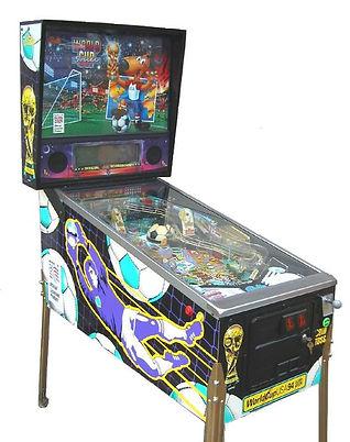 Игровые автоматы пинбол симпсоны игровые автоматы которые стояли в магазинах