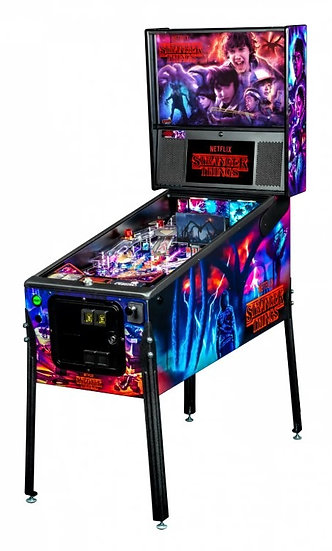 Пинбол STRANGER THINGS PREMIUM Pinball