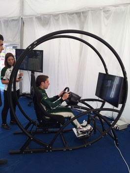 прототип игрового кресла