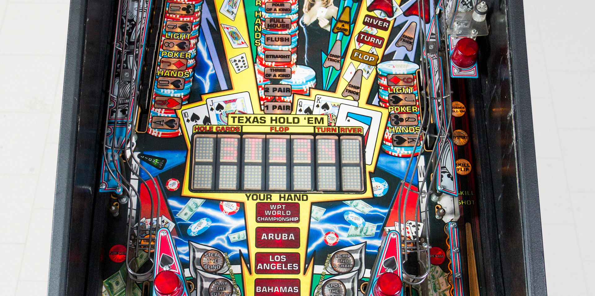 локальное восстановление игрового автомата