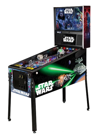 Пинбол STAR WARS Premium Pinball