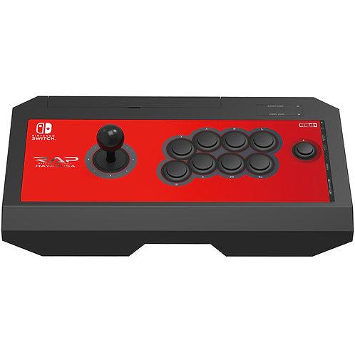 Nintendo Switch Аркадный контроллер Hori Pro.V Hayabusa для консоли Switch, PC (