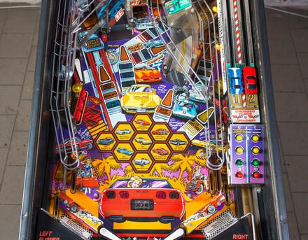 капитальное восстановление игрового автомата