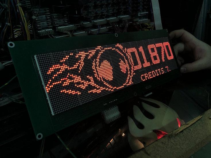 Экран для Пинболов 128x32