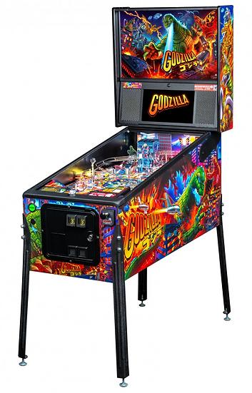 Пинбол Godzilla Pro Pinball