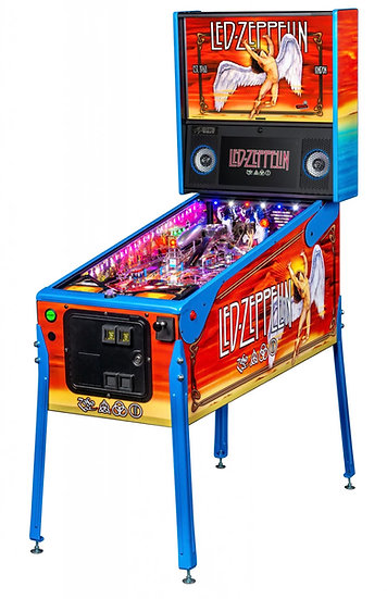 Пинбол LED ZEPPELIN Limited Edition Pinball