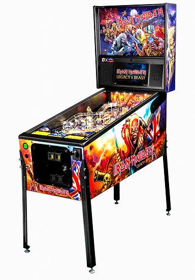 Пинбол Iron Maiden Legacy of the Beast Pro Pinball