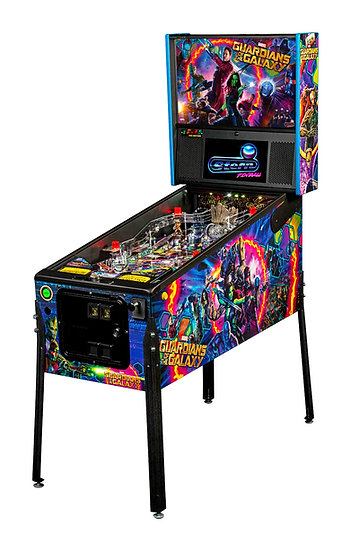 Пинбол GUARDIANS OF THE GALAXY Pro Pinball